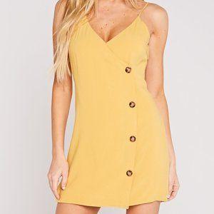 NWT Boutique Linen Sun Dress